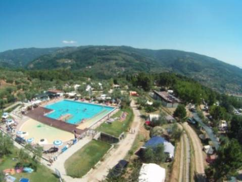 3 terras Camping Belsito