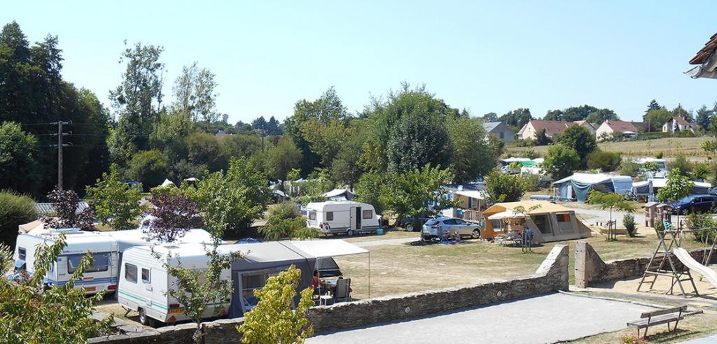 Camping Eguzon La Garenne