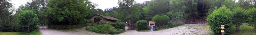 camping Moulin de Chaules